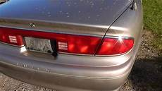 2000 Buick Lesabre Brake Light How To Take Off The Tailight Assembly On A 1997 2001 Buick