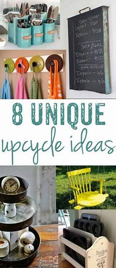 8 insanely unique upcycling ideas upcycled home decor