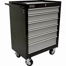 homak se series 27in 6 drawer rolling tool cabinet