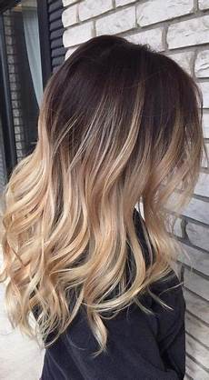Hair To Light Brown 45 Dark Brown To Light Brown Ombre Long Hair Color Ideas