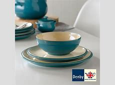 Costco UK   Denby Cook and Dine Turquoise 12 Piece