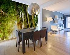 Sofa Bed For Bedroom 3d Image by Nature Landscape Wallpaper Green Bamboo Forest 3d Photo