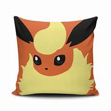 flareon pillow cover pillow covers pillows