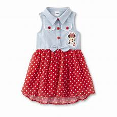 baby minnie mouse clothes disney baby minnie mouse toddler s sleeveless dress