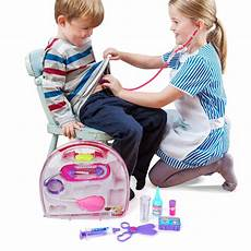 Children Play Doctor Kids Play Doctor Kit Doctor Medical Kit Doctor Case