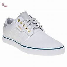 Herren Sneaker Adidas Originals Chaussures Seeley Mid Brown Marron Ch1463853 Mbt Schuhe P 32603 by Chaussures Adidas Seeley Blanc Blanc Taille 44