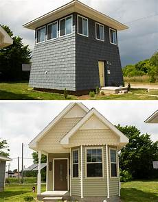 Tiny Houses Detroit In Detroit Tiny Homes Are More Than A Lifestyle Trend