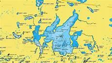 Cass Lake Depth Chart Lake Stats