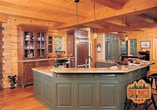 kitchen islands ontario 63 best true log homes ontario canada images