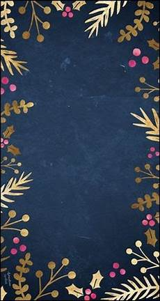 Navy Floral Iphone Wallpaper by Gold Navy Floral Border Beautiful Repetition Prints