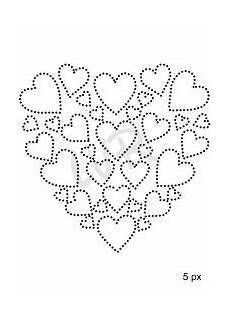 Vorlagen Herzen Malvorlagen Quickborn Fadenbilder N 228 Geln Herz Ineinander Verschlungen