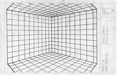 Perspective Graph Paper Perspective Grids Rachelgodley