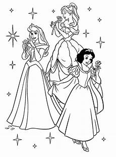 Malvorlagen Disney A4 Prinzessin Ausmalbilder Disney Prinzessin Malvorlagen