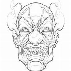 Clown Malvorlagen Ausdrucken Japan It Pennywise Malen Ausmalen Bilder Und
