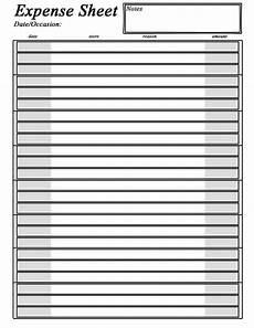 Expense Log Spreadsheet Organizing 2014 Simple Expense Sheet Always Expect