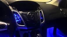 2014 Focus St Lights Everythingoutdoors Ford Focus 2014 Led Mod Youtube