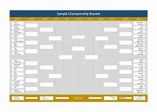Tournament Table Template 34 Blank Tournament Bracket Templates Amp 100 Free ᐅ