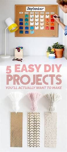 5 insanely easy diys you can make in 5 minutes