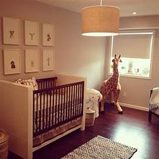 Newborn Baby Room Lighting Drum Light In Neutral Nursery Projectnursery Children
