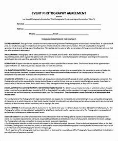 Event Planner Agreement Event Planner Contract Template Business