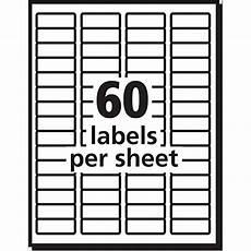 Avery 8195 Template For Word Avery Easy Peel Return Address Labels For Inkjet Printers