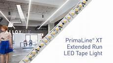 Primaline Tape Light Primaline Xt Extended Run Led Tape Light Youtube