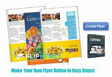 Create Flyer Online How To Make A Flyer Online