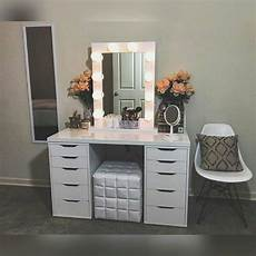 Makeup Vanity With Lights Diy Vanity Mirror With Lights For Bathroom And Makeup