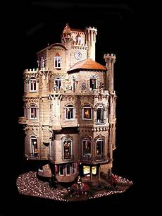 Design A Dolls House Astolat Dollhouse Castle The World S Most Expensive