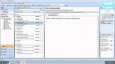 Microsoft Outlook 2007 Exploring Outlook Tools Of Microsoft Outlook 2007 Youtube