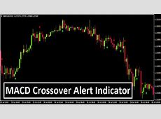 MACD Crossover Alert Indicator   Trend Following System