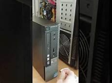 Dell Optiplex Power Light Blinking Orange Dell Optiplex 790 Usff Orange Light Blinking Once Youtube
