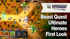 Beast Quest Malvorlagen Ultimate Beast Quest Ultimate Heroes Superparent Look