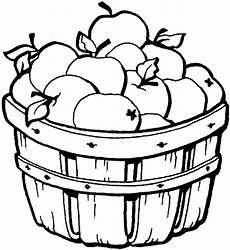 Ausmalbilder Herbst Apfel Autumn Coloring Pages Fruit Coloring Pages Fall