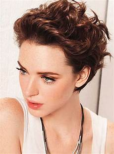 25 cute short hairstyles for thick hair short