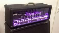 Amp Light Hughes Amp Kettner Triamp Custom Led Lights Youtube