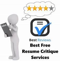 Online Resume Critique Please Check My Resume The Best Free Cv Critique Services