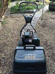 Atco Ensign B14 Self Propelled Lawn Mower Lawnmowers Shop
