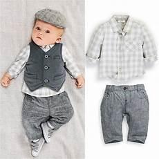 baby boy clothes pan new 2017 casual autumn baby boy s clothing set denim vest