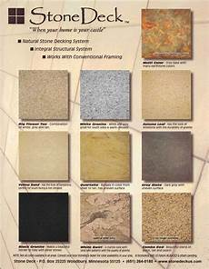 Cathedral Stone Color Chart Stonedeck Gallery Stonedeck Official Site