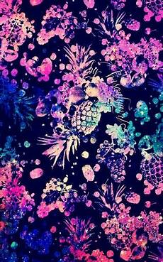 abstract pineapple iphone wallpaper colorful galaxy pineapples colorful wallpaper galaxy
