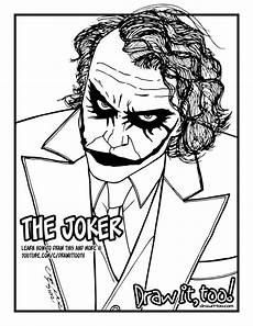 the joker the draw it