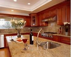 Granite Kitchen Countertops The Granite Countertop Trends Modern Kitchens