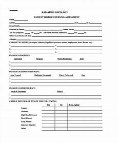 Nursing Patient Assessment Form Free 22 Nursing Assessment Forms In Pdf Ms Word