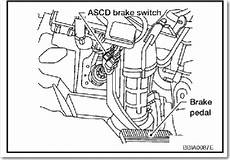 2004 Nissan Sentra Brake Lights Not Working Where Is The Brake Light Stop Light Switch Located On A