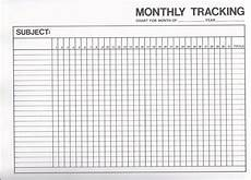Goal Tracking Chart Image Result For Monthly Goal Tracker Template Goal
