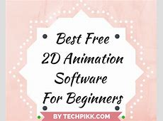 Best Free 2D Animation Software for Beginners   2d
