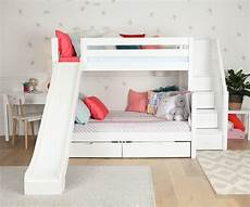 maxtrix staircase bunk bed with slide