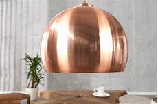 Halbkugel Sessel by H 228 Ngeleuchte Copper Kupfer 30cm 22973 3795