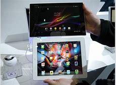 TechGiga97: The Sony Xperia Tablet Z
